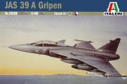 Самолет Jas 39A Gripen (1/48)