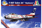 Самолет F-86F Sabre Jet 'Skyblazers' (1/48)