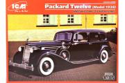 Автомобиль Packard Twelve (model 1936), автомобиль советского руководства (1/35)