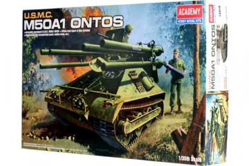 M50A1 Ontos U.S.M.C. (1/35)