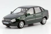 ВАЗ-2118 'Калина', зеленый (1/43)