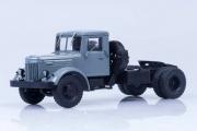 МАЗ-200В седельный тягач, темно-серый (1/43)