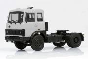 МАЗ-5432 седельный тягач ранний 1981, серый (1/43)
