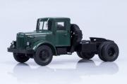 МАЗ-200В седельный тягач, темно-зеленый (1/43)