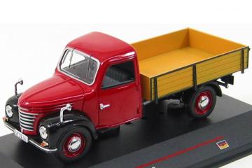 Framo V901 Pick-up 1957, красный/желтый