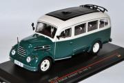 Автобус Robur Garant 30k VWB I8 1956, зеленый/белый (1/43)