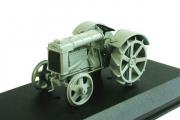 Трактор Фордзон-Путиловец 1924, серый (1/43)