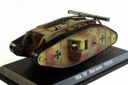 Танк MK IV Ромб - 1916 (1/72)
