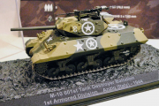 Танк M-10 601st Tank Destroyer Battallion Italy - 1944 (1/72)