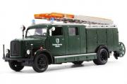 Magirus-Deutz S 3000 SLG пожарный 1941, зеленый (1/43)