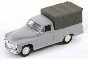 Warszawa 200 pick-up, серый (1/43)