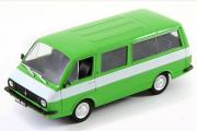 РАФ-2203 'Латвия', зеленый/белый (Польская серия), (1/43)