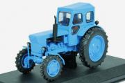 Трактор Т-40АМ 1964, синий (1/43)