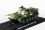 Танк Type 59 Китай 1959 в боксе (1/72)