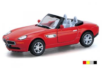 BMW Z8, цвета в ассортименте (1/36)