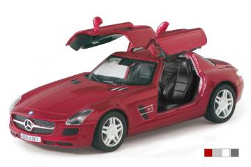 Mercedes-Benz SLS AMG, цвета в ассортименте (1/36)