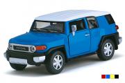 Toyota FJ Cruiser, цвета в ассортименте (1/36)