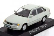Daewoo Nexia (Cielo) 1994, серый (1/43)