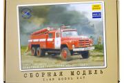 Сборная модель АЦ-40 (133ГЯ) пожарный (1/43)