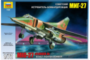 Самолет МИГ-27 (1/72)