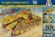 Pz. Kpfw. V Panzer Ausf. G (фототравление) (1/35)