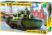 Танк Т-35 (1/35)