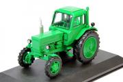 Трактор МТЗ-82 Беларусь 1974, зеленый. Без блистера (1/43)