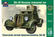 Бронеавтомобиль БА-20 (1/35)