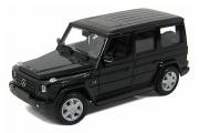 Mercedes-Benz G500 (Гелендваген), черный (1/38)