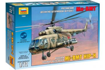 Вертолет МИ-8МТ (1/72)