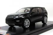 Land Rover Discovery Sport, черный (1/43)