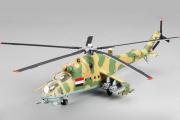 Вертолет Ми-24 Iraqi Air Force 1984, песочный/зеленый камуфляж (1/72)
