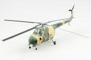 Вертолет Ми-4А Polish Air Force, песочный/зеленый камуфляж (1/72)