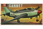 Самолет Gannet (1/72)