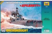 Корабль 'Дреноут' Английский линкор (1/350)