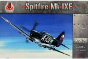 Самолет Spitfire F Mk. IX E (1/72)