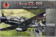 Самолет Avia CS-199 (1/72)