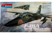 Самолет F-111 Swing Wing Fighter (1/48)