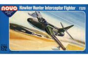Самолет Hawker Hunter F.Mk.I (F320) (1/72)