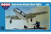Самолет Supermarine Attacker F.1 (F330) (1/72)