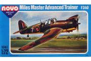 Самолет Miles Master T. Mk. III (F340) (1/72)