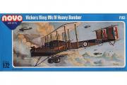 Самолет Vickers Vimy Mk.IV Heavy Bomber (F163) (1/72)