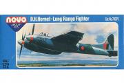 Самолет D.H. Hornet F. Mk.3 (F239) (1/72)