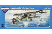 Самолет Fairey Swordfish Mk.I (F258) (1/72)