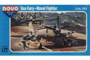 Самолет Hawker Sea Fury FB Mk.11 (F154) (1/72)