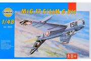 Самолет MiG - 17F/Lim-6 bis (1/48)