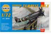 Самолет Hawker Tempest MK.V (1/72)