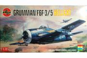 Самолет Grumman F6F-3/5 Hellcat (1/72)