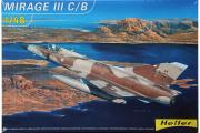 Самолет Mirage III C/B (1/48)