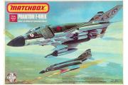 Самолет Phantom F-4M/K (1/72)